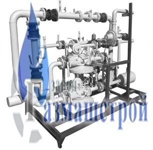 Пункты редуцирования газа Поток-30000