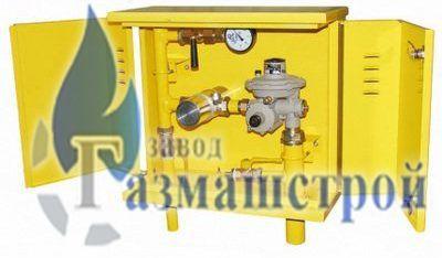 ПРДГ-25 пункт редуцирования газа с регулятором RF25, FE25