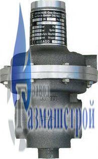 Предохранительно запорный клапан MEDENUS тип S 50