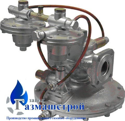 Регулятор давления РДБК1М-100-50